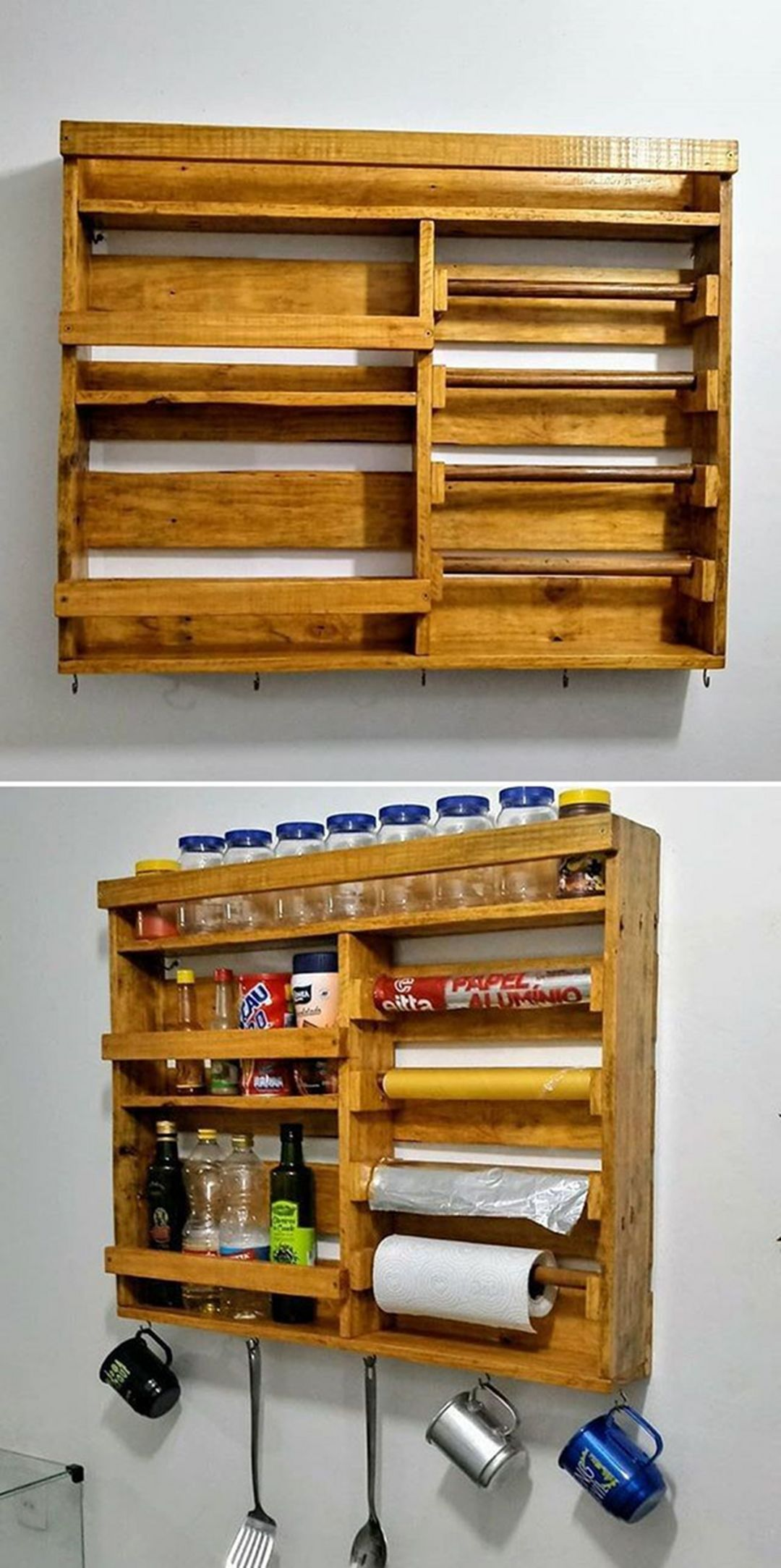 13 Most Easy DIY Wood Pallet Project For Home Decorations