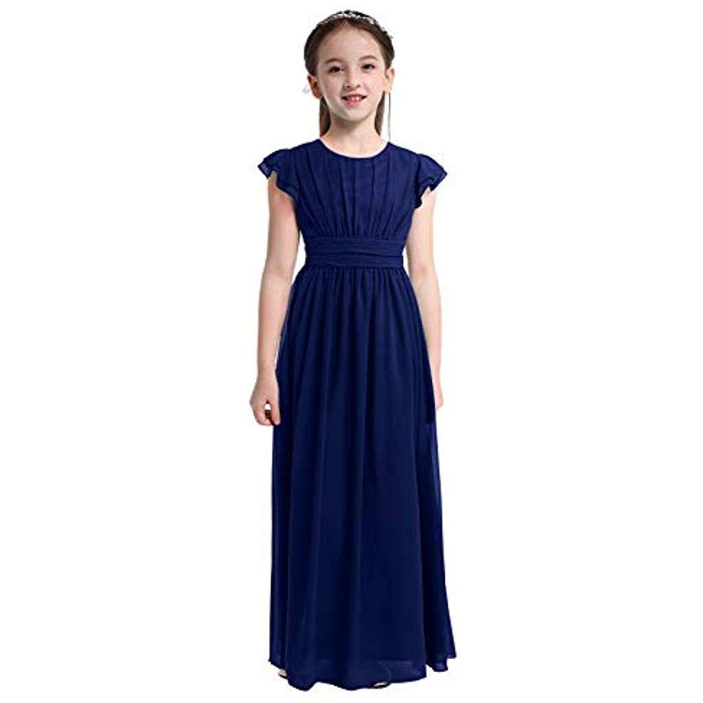 Qualität noch nicht vulgär heiß-verkauf freiheit CHICTRY Kinder Mädchen Kleid Festlich Lang Prinzessin ...