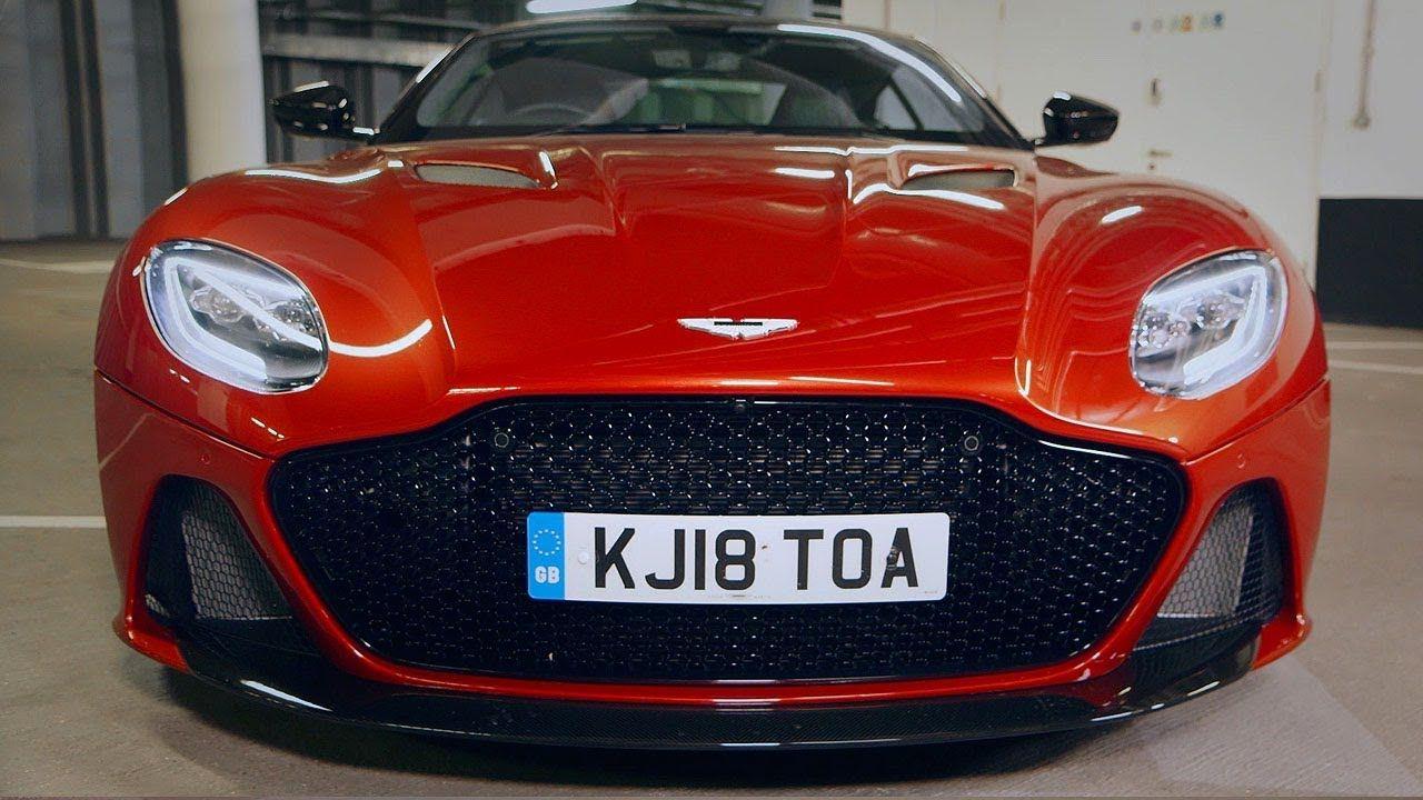 aston martin dbs superleggera walkaround | top gear | car | top gear