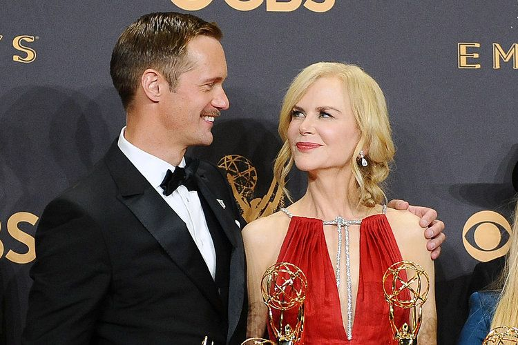 Nicole Kidman And Alexander Skarsgard Couldn T Keep Their Eyes