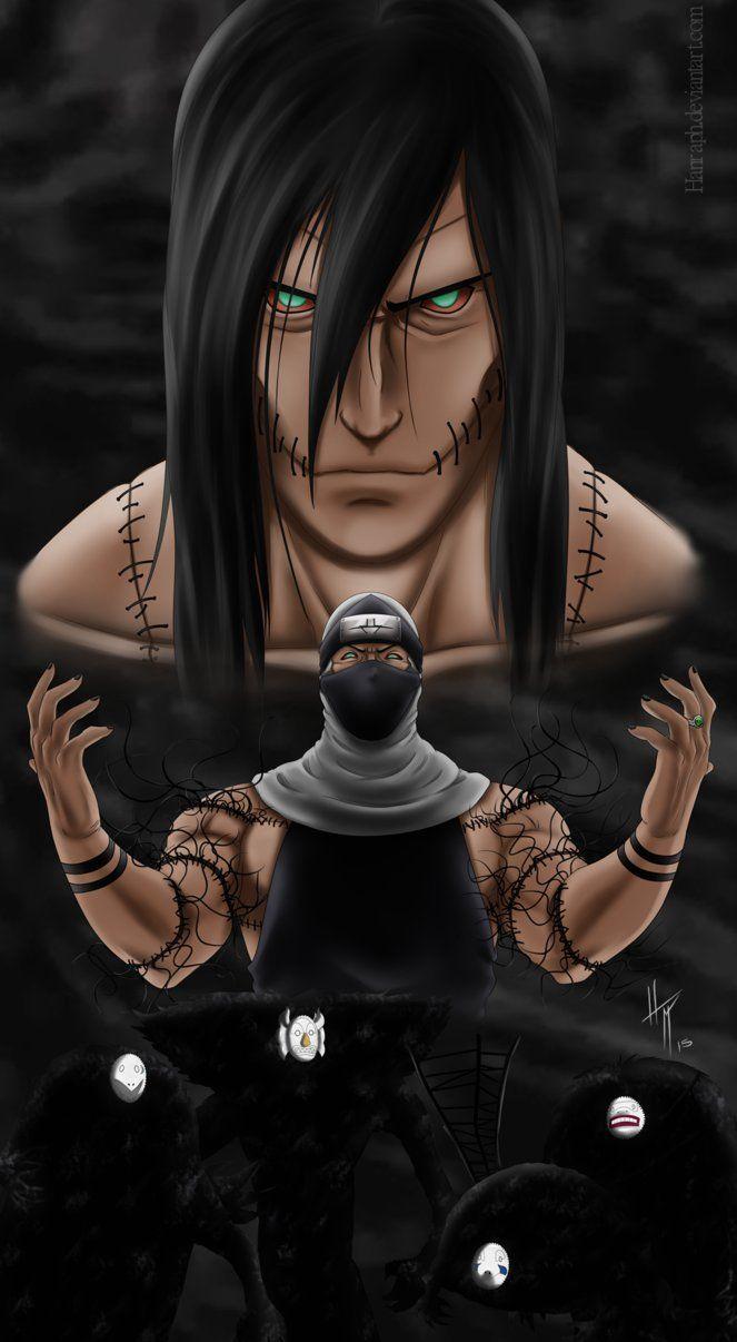Kakuzu Naruto Personagem Do Naruto Anime Naruto Manga