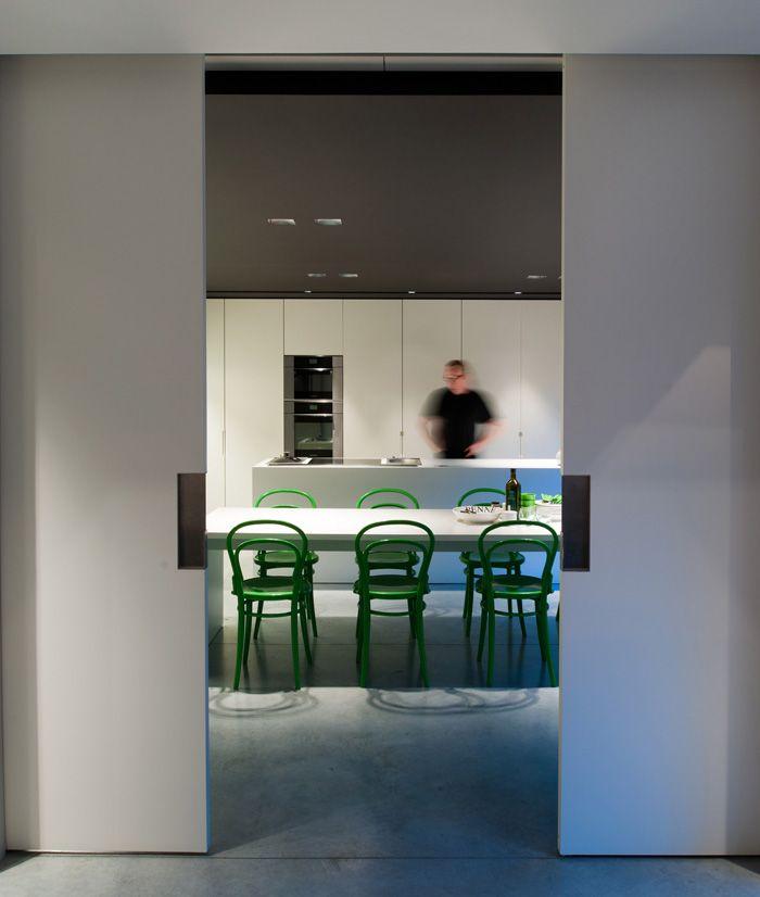 Extension maison contemporaine / aménagement design / Cuisine ...