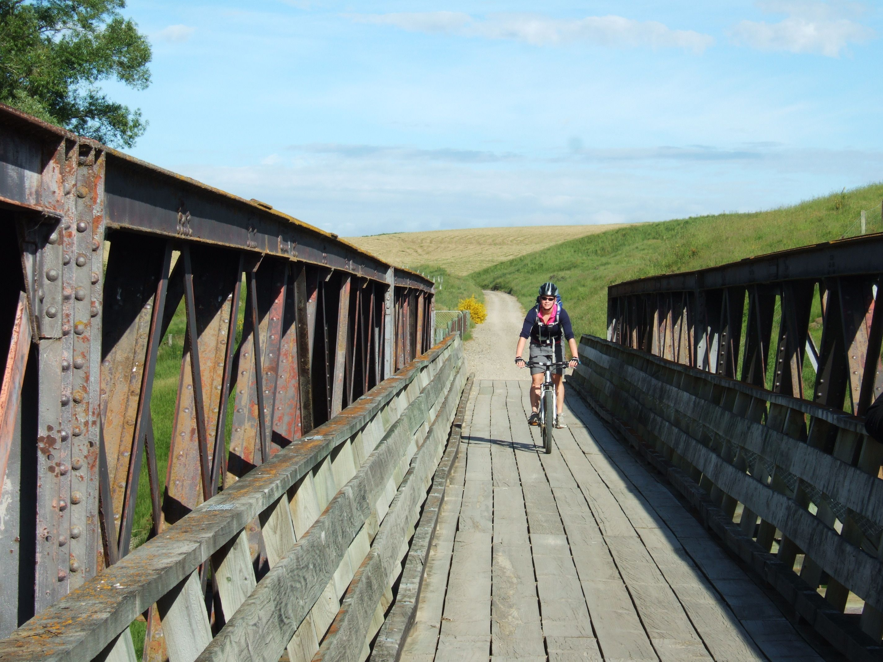 If cycling isn't your thing, you can always walk the Otago Central Rail Trail, either the entire 150km or shorter sections for a taste.