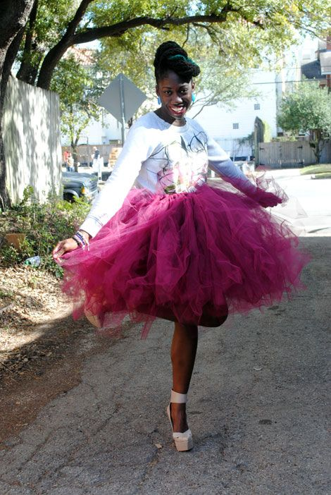 db27645827 NO Sew tulle skirt | DIY Clothes | Diy tulle skirt, Adult tulle ...