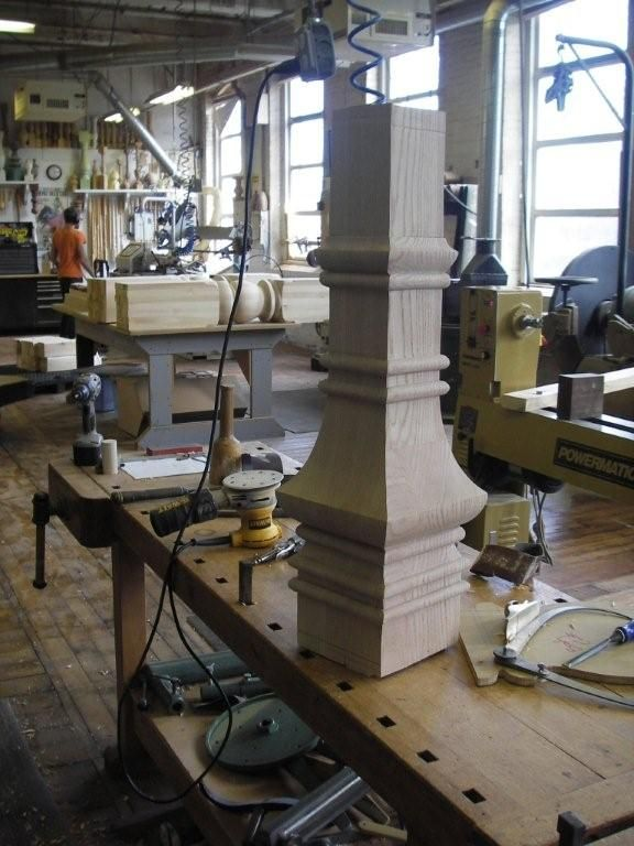 Hanson Woodturning. Square Turnings. Kitchen Islands. Table Legs. Pedestal  Bases. Table