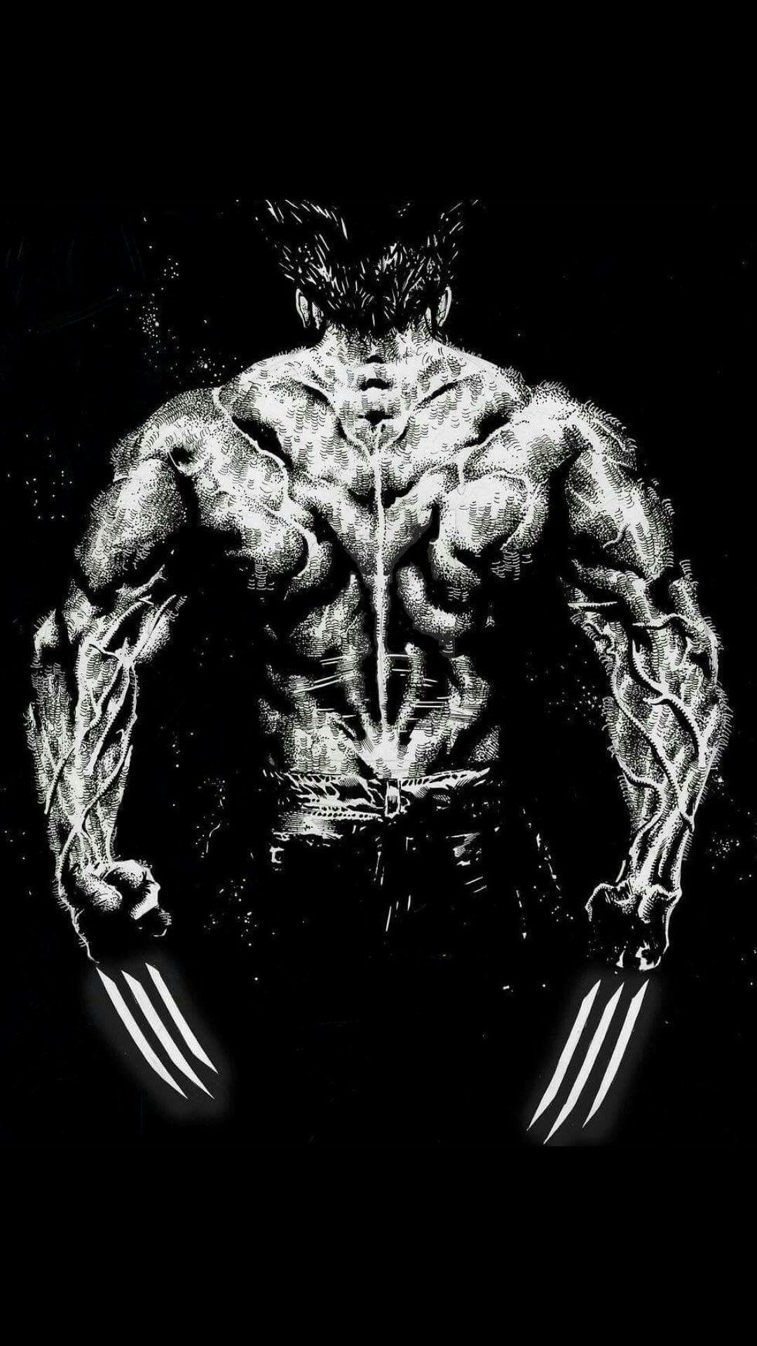 Pin By Balaje Vivek On Marvel Wolverine Wallpaper Superhero Wallpaper Wolverine