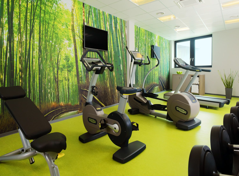 Fitness-Raum | #Elementfrankfurt | Pinterest | Fitnessraum, Keller ...
