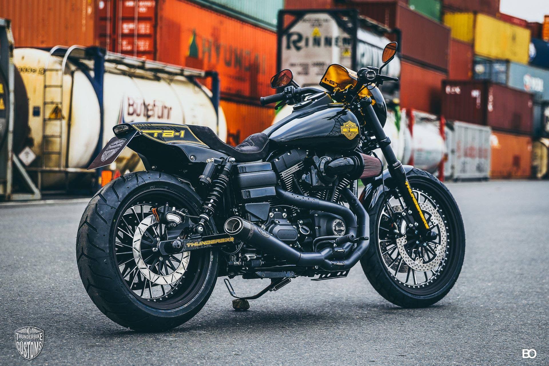 Thunderbike Harley Davidson Superbike Dyna Low Rider S
