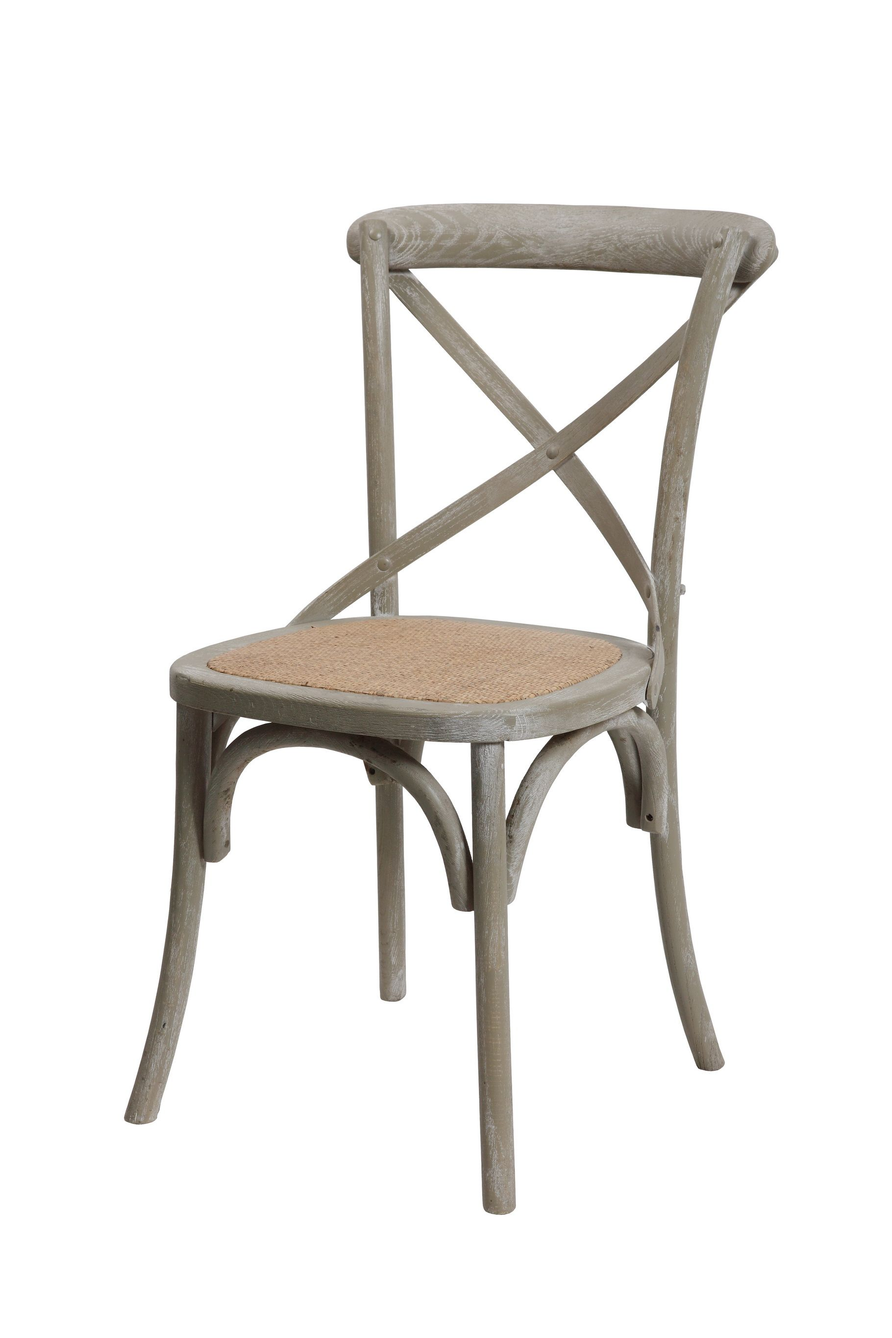 Brody Xback chair in Grey Wash by Forty West designs http