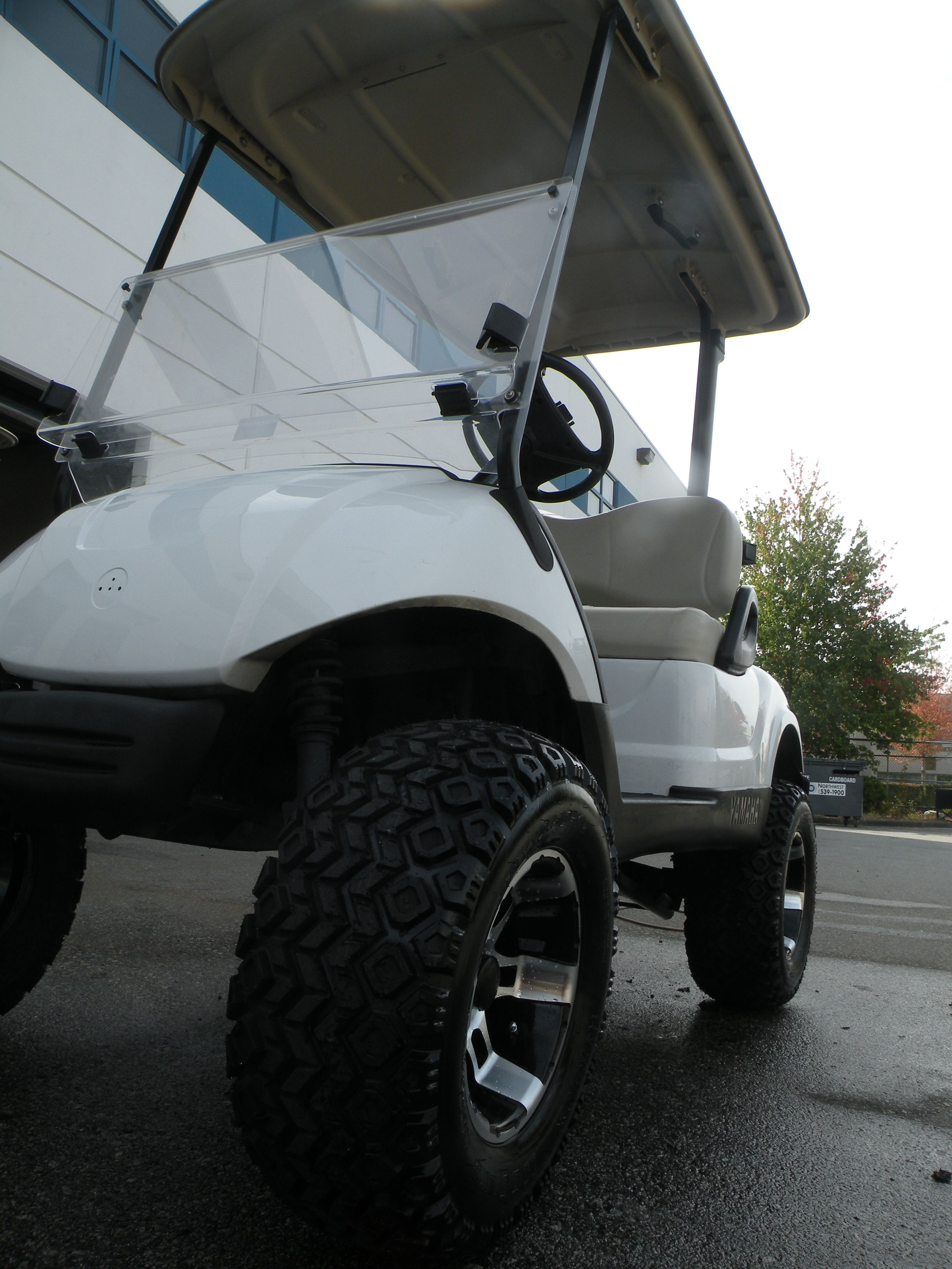 Lift Kit Yamaha Drive Electric 23 6 Golf Golf Cart Lift Kits