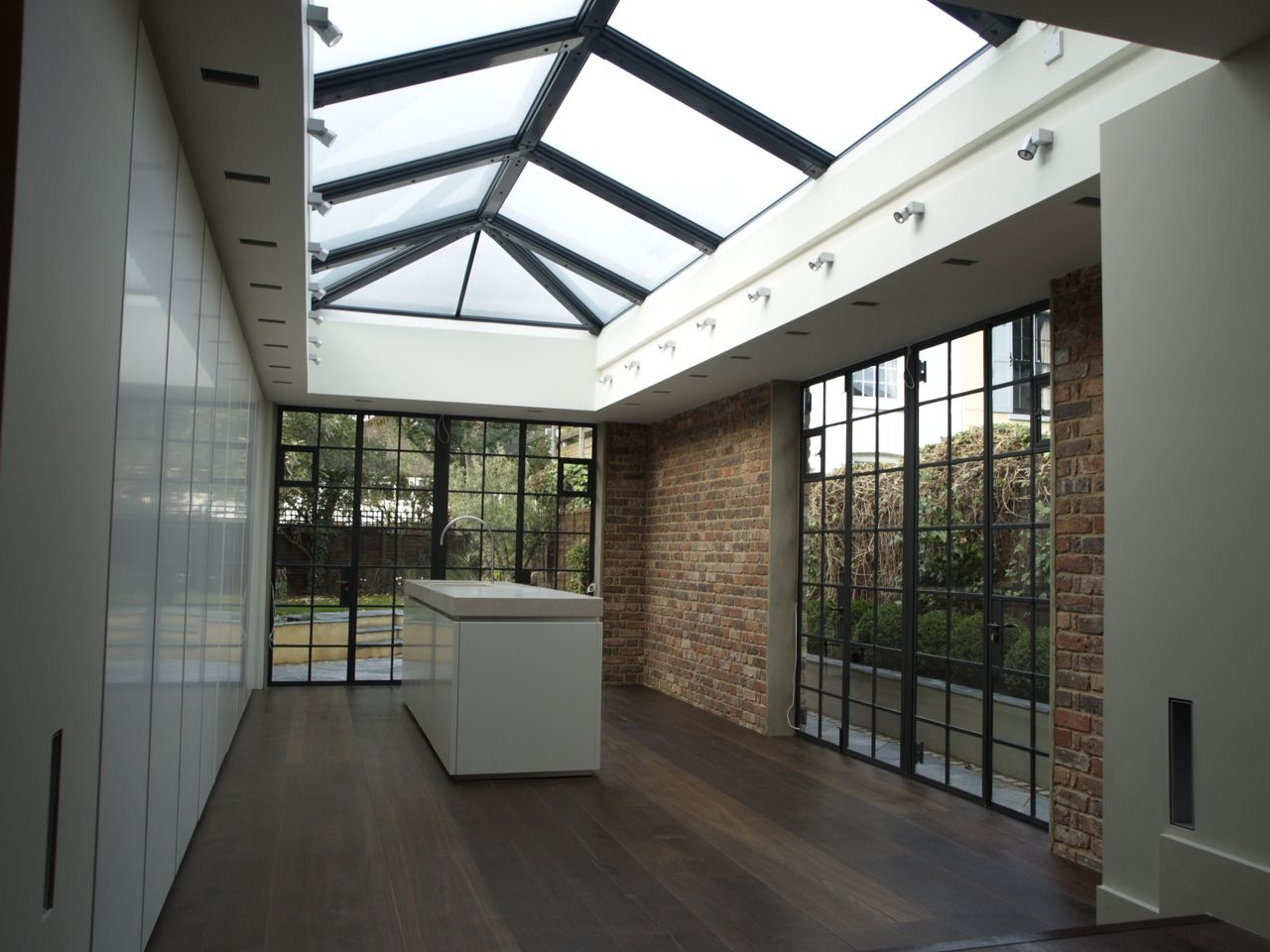 The Conservation Lantern Rooflights Skylights And Roof