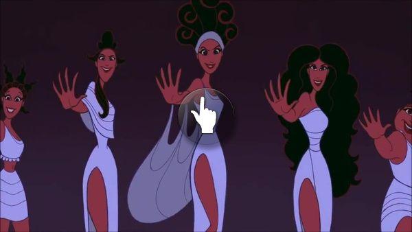 Hercules Wannabe By Carlos Garrido Animation Disney