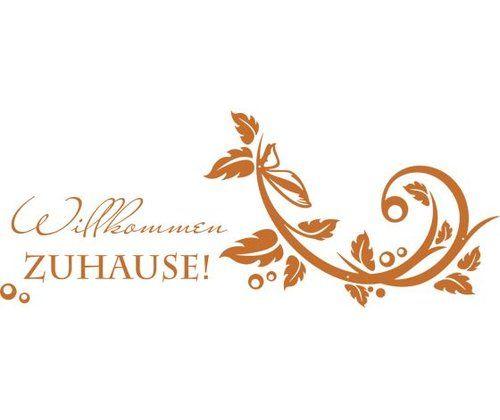 East Urban Home Willkommen Zuhause, Ornamente, Blätter Wall Hooks
