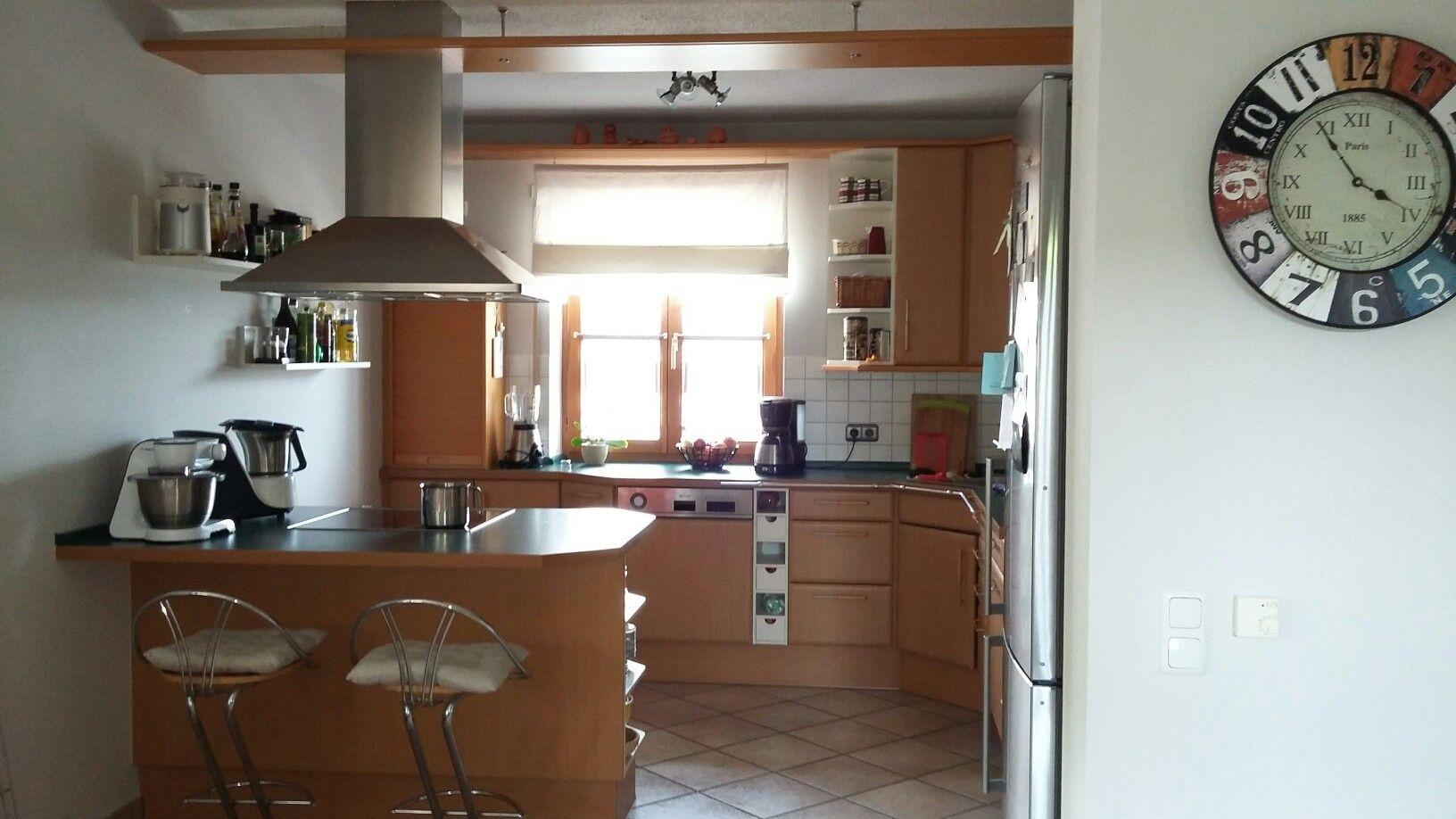 Alte Küche renoviert