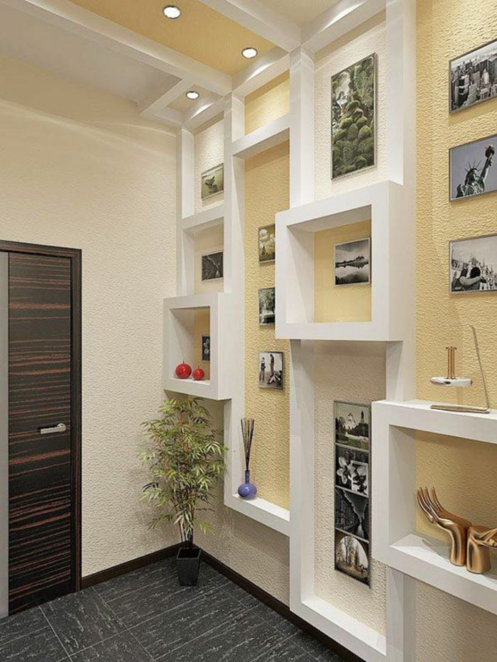 Design The Corridor Impressive Furnishing Ideas For The Hallway Hallway Decorating Corridor Design Decor
