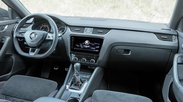 Skoda Octavia Vrs 2017 Review Exterior Interior And Price