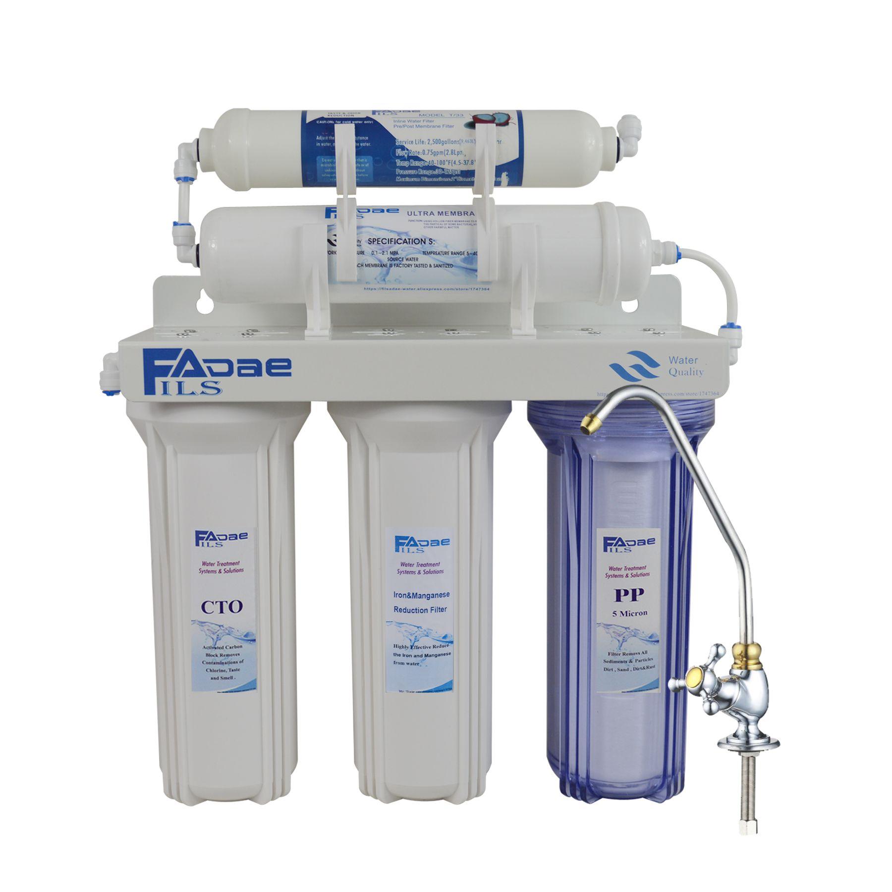 Pin by FILSADAE WATERTEC on UnderSink Water Filtration