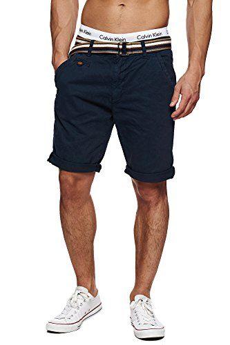 indicode herren cuba shorts bermuda kurze hose inkl g rt. Black Bedroom Furniture Sets. Home Design Ideas