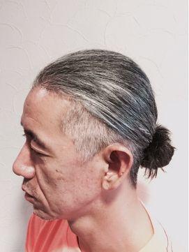 オムヘアーツー Homme Hair 2 メンズロングツーブロアレンジ 水道橋