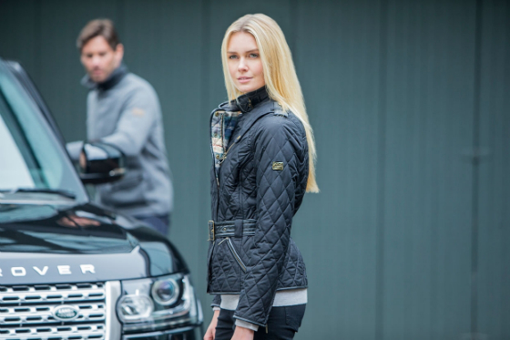 Barbour For Land Rover Clothing Line Collaboration To Debut In August Barbour Fashion Land Rover