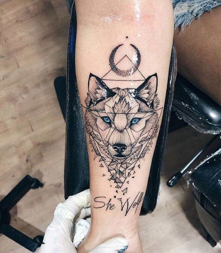Imagenes de tatuajes de lobos