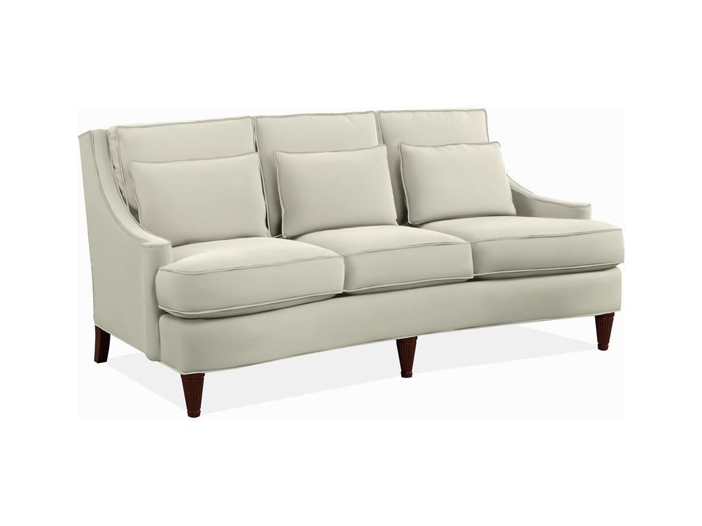 Thomasville Living Room Monaco Sofa 1720 11 - Hickory Furniture Mart ...