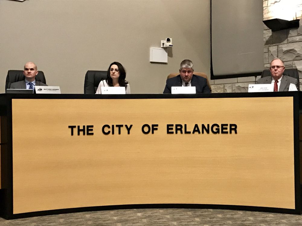 In Case You Missed Last Night S Erlanger City Council Meeting