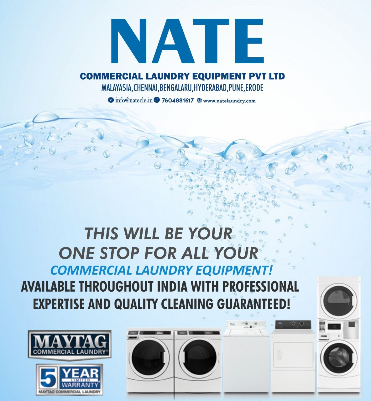 Pin On Laundry Equipments Services