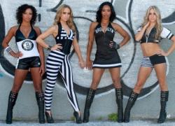 Brooklyn Nets Debut New Cheerleading Uniforms -expressNBA