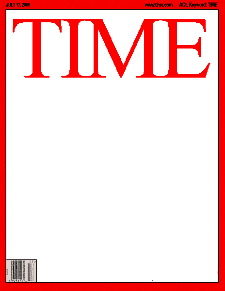Blank Time magazine cover | Framing History | Pinterest | Magazine ...