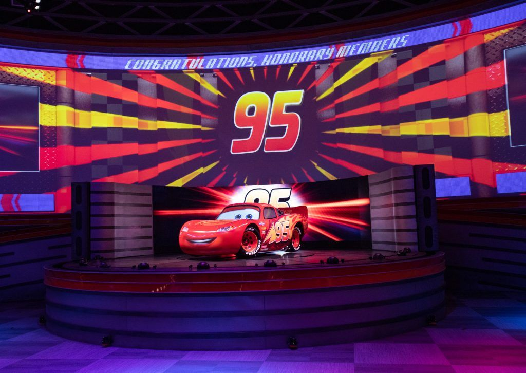Lightning Mcqueen S Racing Academy Now Open At Disney S Hollywood Studios Main St Hollywood Studios Disney Disney World Hollywood Studios Hollywood Studios