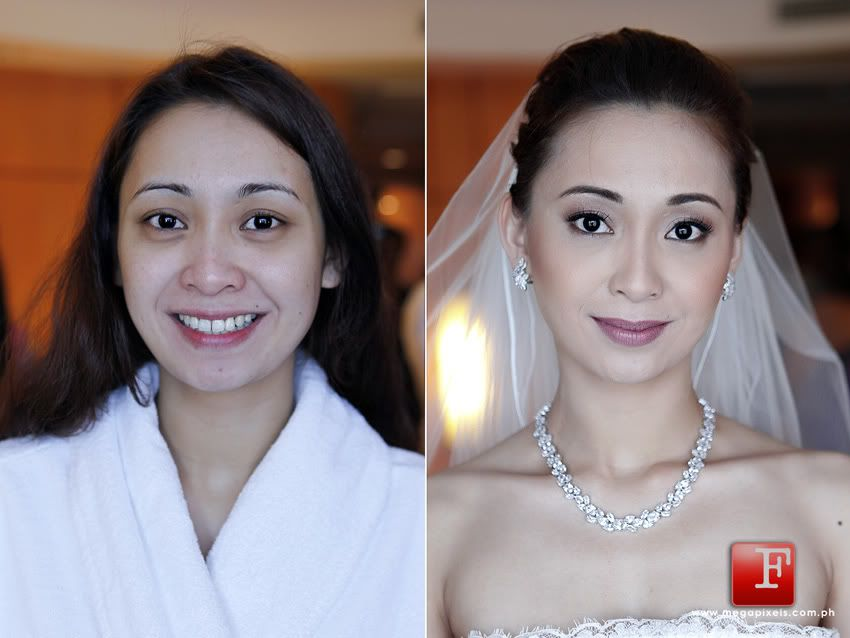 Makeup By Jeng And Carlan Philippine Wedding Makeup Artist Wedding Makeup Artist Makeup Artist Wedding Makeup