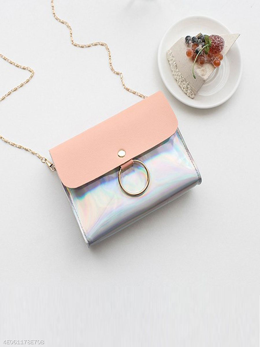 cef4261d3 SPECIFICATIONS Product Name: Laser Mini Chain Small Square Bag Sku:  4E061178E70B Material: Pu