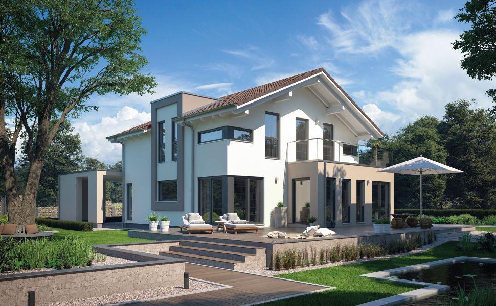 Mit 158 m² ist das SOLITAIREE145 E6 eine Wohlfühloase