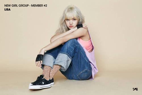 d22f75603bd BLACK PINK - o mais novo grupo feminino da YG | Black Pink | Lalisa ...