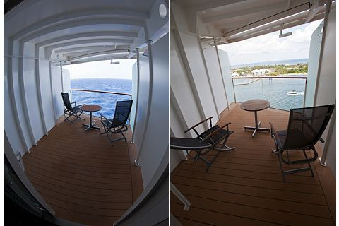Concierge Balcony Cabin 1289 on Celebrity Solstice - YouTube