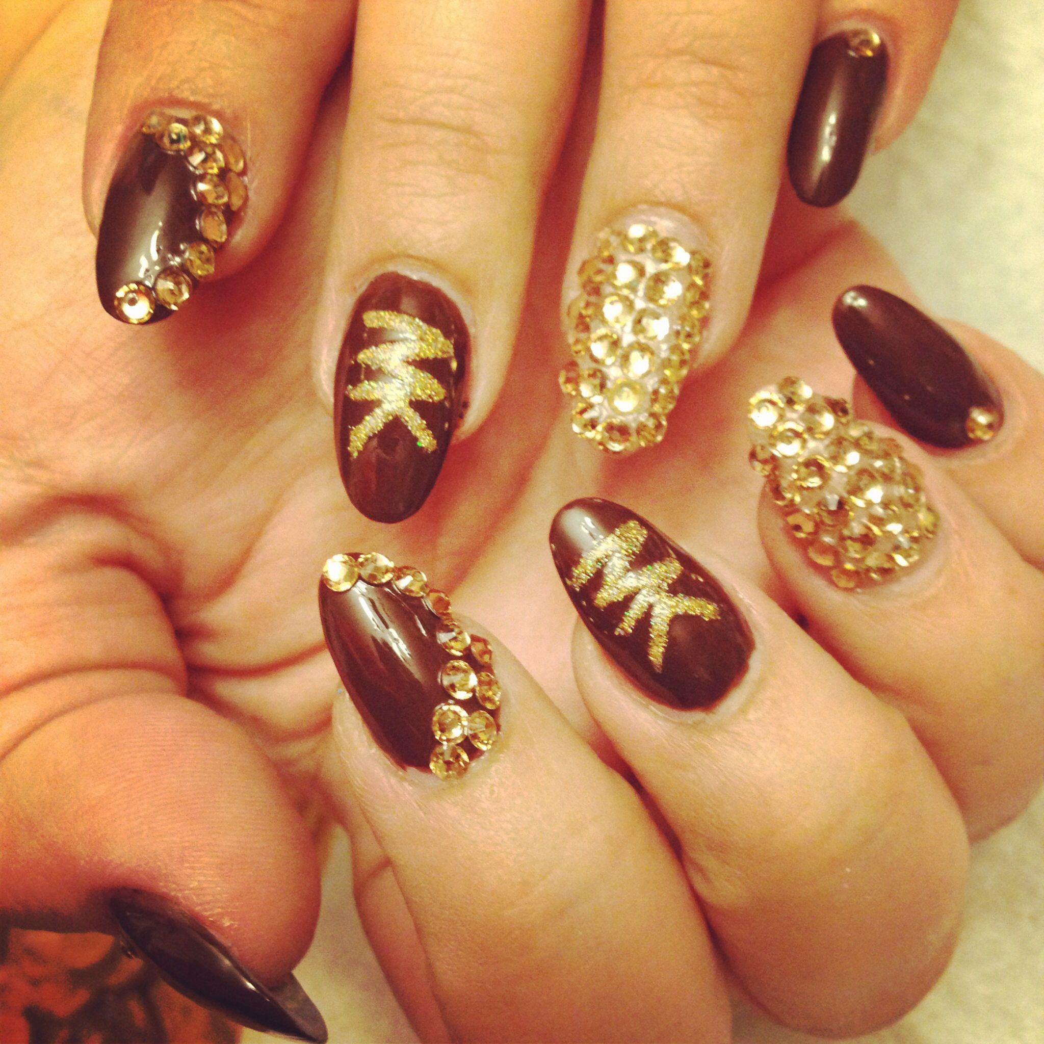 Michael Kors nails | Nails did | Pinterest