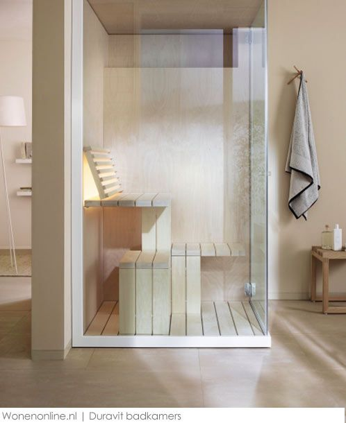 badkamer | Saunas, Duravit and Dream bathrooms