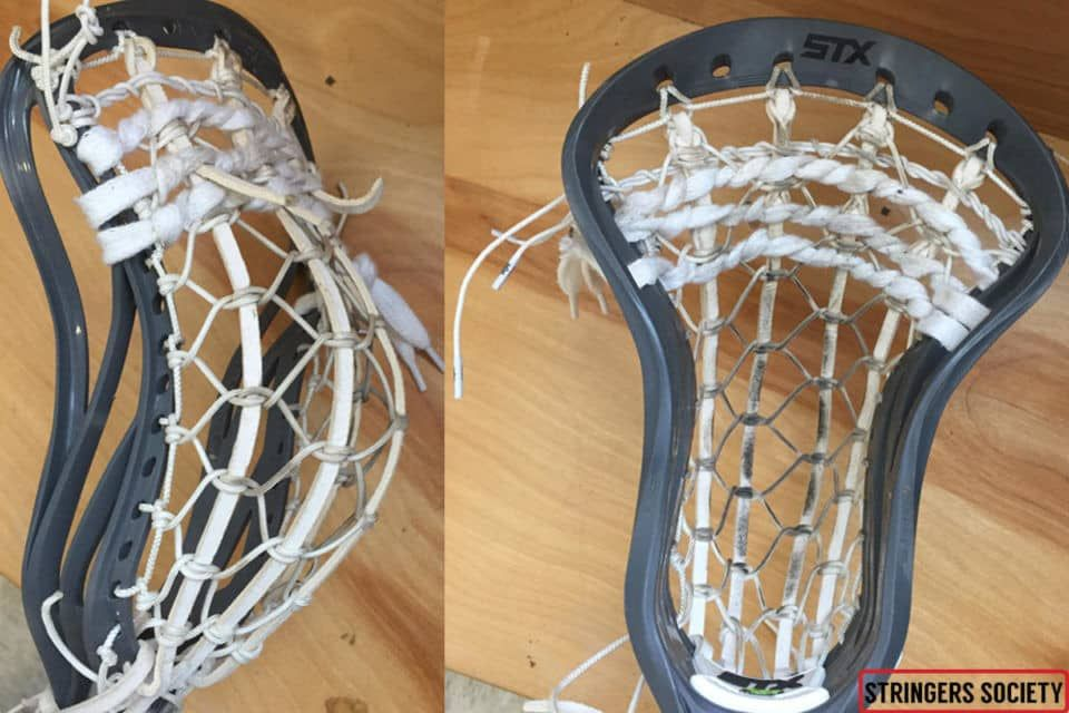 Aluminum Alum Tanned Lacrosse Leathers From Lax Room Lacrosse Stringing In 2020 Lacrosse Leather Lax