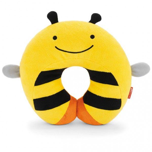 Zagłówek Zoo Pszczółka, Skip Hop - Do samochodu - Spacery i podróże - PomocnicyMamy
