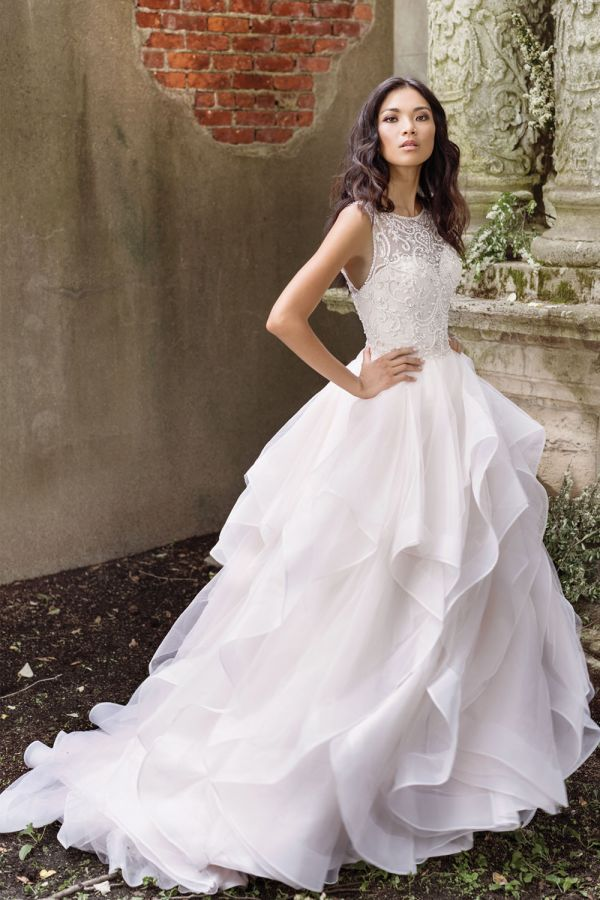 justin alexander signature style 9847. available @ low's bridal