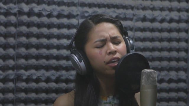"""Blessings"" (Laura Story) cover song by ABS - CBN Tawag ng Tanghalan Grandfinalist Marielle Montellano."