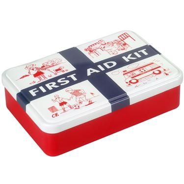 First Aid Kit | Tin | First aid kit, Camping tools, Camping