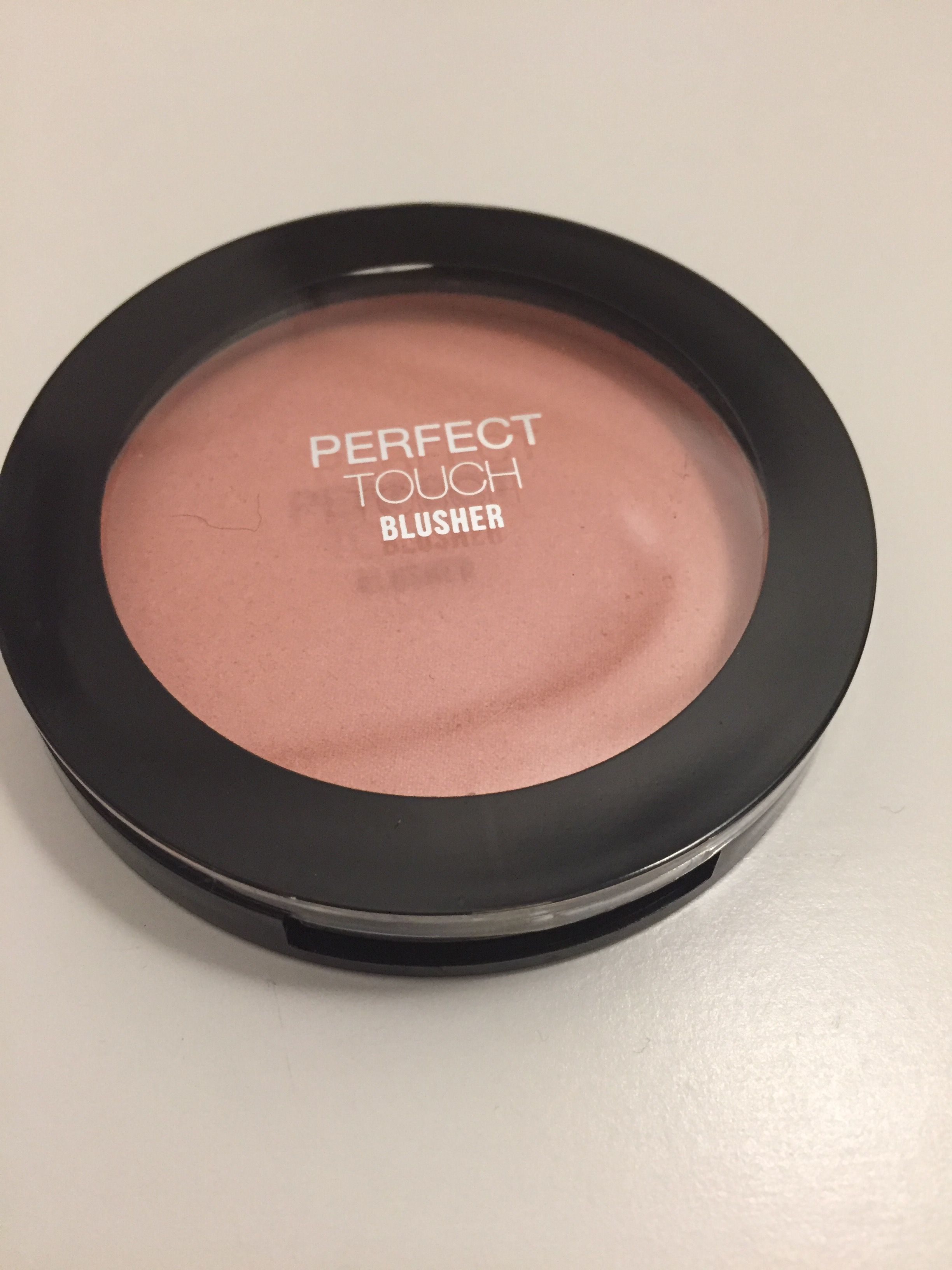 Perfect Touch  Blusher #3  Rouge #makeup #blusher #perfecttouch