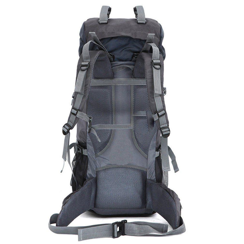 06467e3bbf33 KEXKL 60L Nylon/Dry Bag Outdoor Travel Backpack Men Women Camping ...