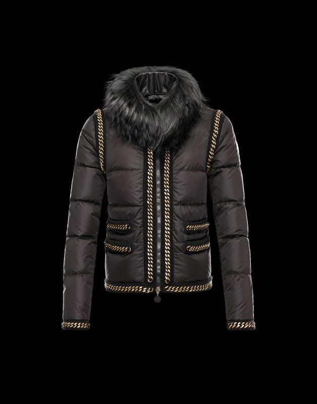 Moncler Donne Giacca Bergenie Nero €311.90