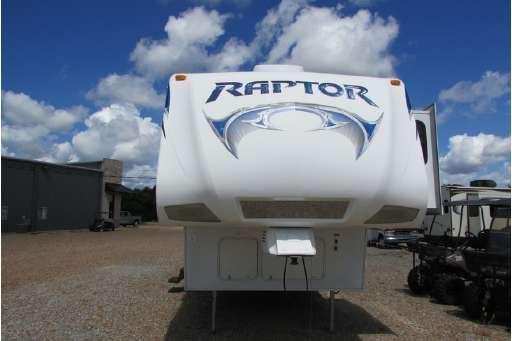 Check Out This 2011 Keystone Rv Raptor 300mp Fifth Wheel Listing