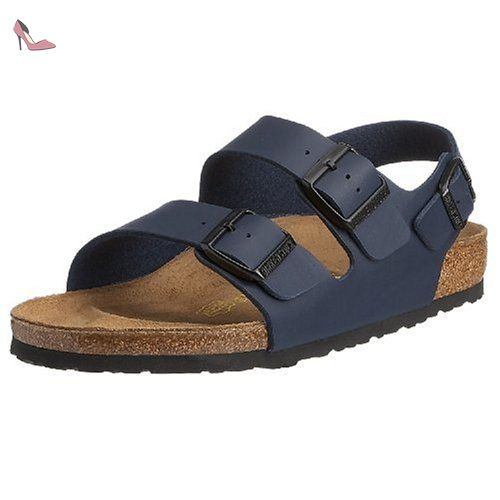 Arizona Pull Up Anthracite, Sandales Mixte Adulte, Gris (Anthracite), 40 EUBirkenstock