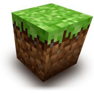 Minecraft Dirt Block Edible Image Cake Cupcake Topper Minecraft Gifts Minecraft Gift Code Minecraft Blocks