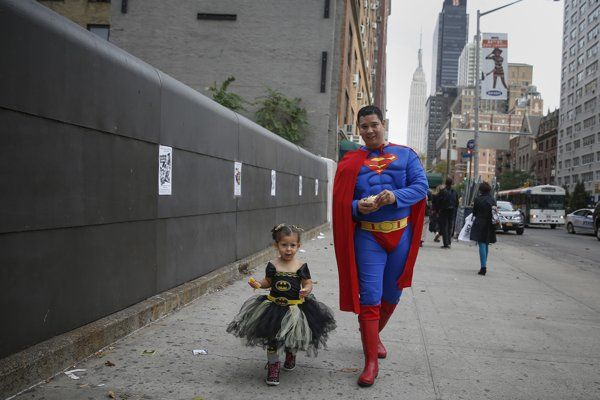 View the Costumes from the 2014 Comic Con in New York photo gallery on Yahoo News. Find more news related pictures in our photo galleries.
